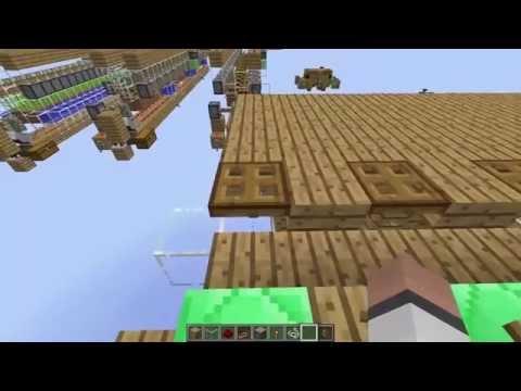 Minecraft: COMPACT VILLAGER SORTER