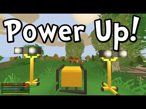 UNTURNED 3.0 Gassy Generators & Rotten Tomatoes! (Gameplay / Walkthrough)