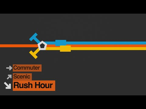 Mini Metro Berlin (Rush Hour)