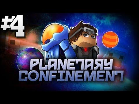 Minecraft Planetary Confinement #4 |  LEAF ME ALONE! - Vanilla Minecraft Mod Pack
