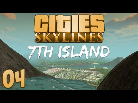 Cities Skylines 7th Island 04 Budget Balance