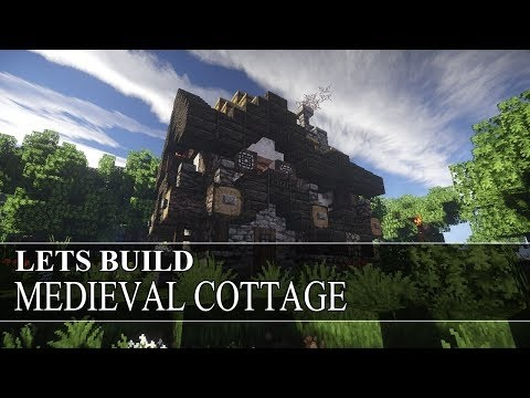 Minecraft: MEDIEVAL HOUSE TUTORIAL