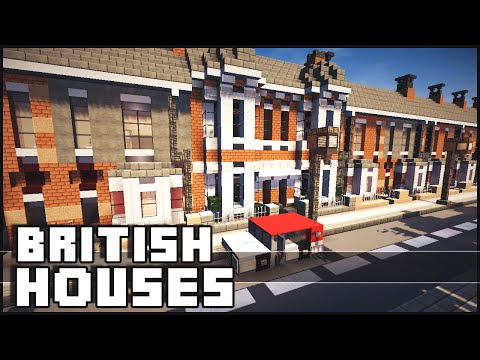 Minecraft - 1 Million British Houses