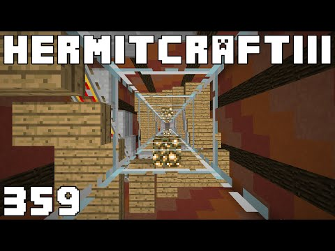 Hermitcraft III 359 Nether Furnace