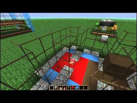 Redstone Wars! - Tyken132 vs Generikb Epic Farms! p2