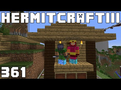 Hermitcraft III 361 Make Par Not War