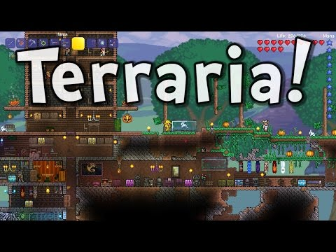 Terraria - Getting Ready for Terraria 1.3!