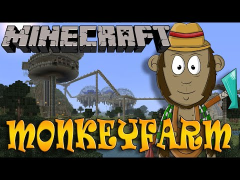 Monkeyfarm's Minecraft Channel