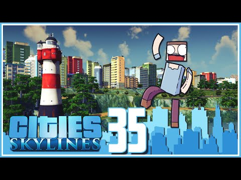 Cities Skylines - Ep.35 : Bits And Pieces