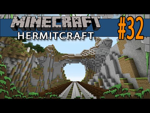 Minecraft Reorganizing the Base - Hermitcraft #32