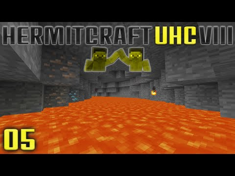 Hermitcraft UHC VIII 05 Wheres The Water?