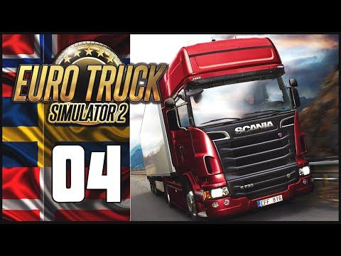 Euro Truck Simulator 2 - Ep.04 - Scandinavia DLC Adventure