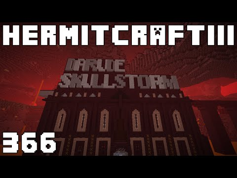 Hermitcraft III 366 Back From Barca