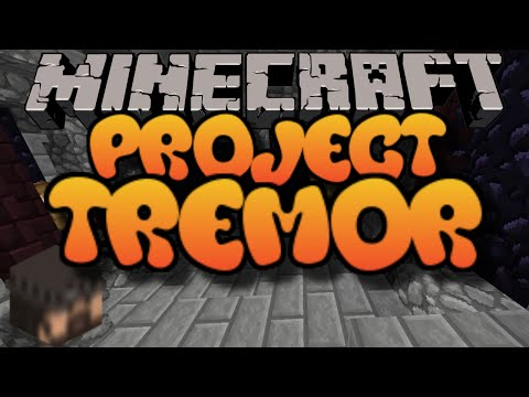 Minecraft Map - Project Tremor