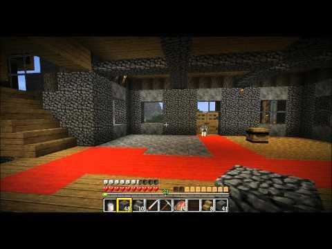 Eedze's adventures in minecraft: Episode 14 - Le Kitchen