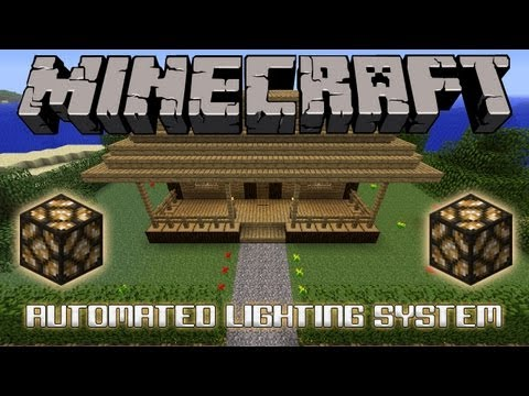Automated Lighting System Tutorial