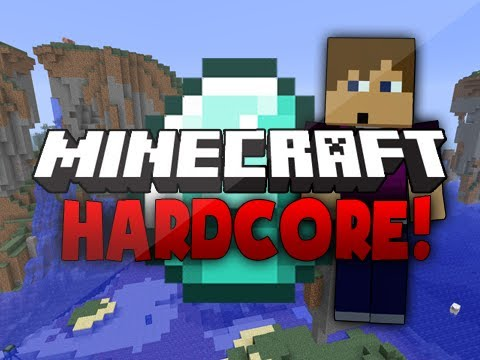 Hardcore Minecraft: Episode 9 - Finally Made A House!