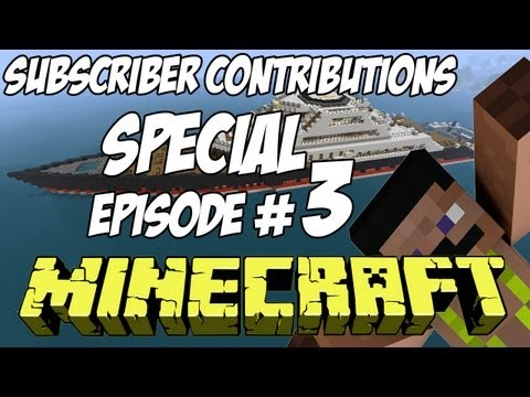 Minecraft City HD - Big Yacht Contribution Special
