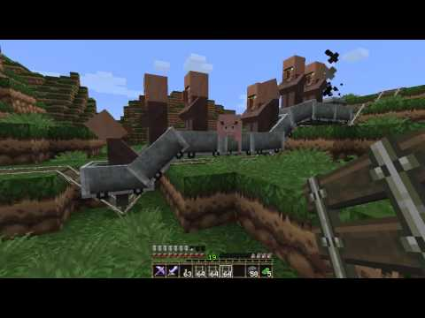 Minecraft Lets Play: Episode 112 - Convoy Carnage