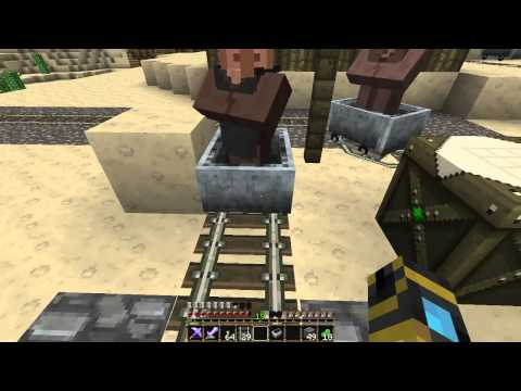 Minecraft Lets Play: Episode 111 - Rescue Mission