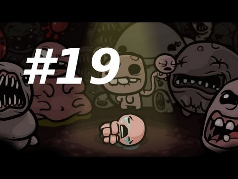 The Binding of Isaac with JC 019