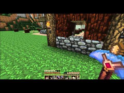 Eedze's adventures in Minecraft 35: Elevators and barns