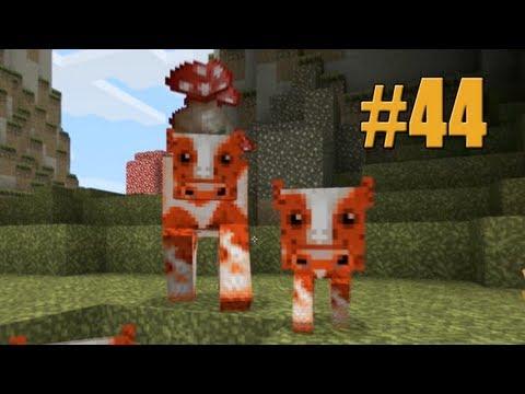 Mooshrooms & TNT - Minecraft LP #44