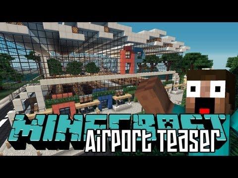 Minecraft Airport HD - Teaser