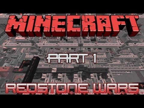 Redstone Wars 5 Part 1