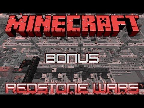 Redstone Wars 5 Bonus