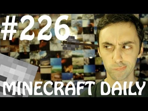 Minecraft Videos Blog Archive Minecraft Daily 040412 226
