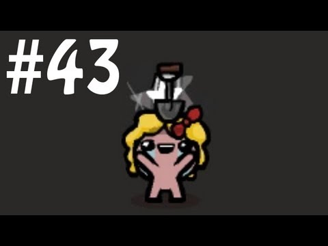 The Binding of Isaac with JC 043 - We Have To Go Deeper!