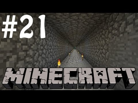Minecraft with JC 021 - Tunnel & Boathouse