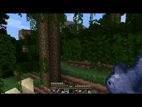 Minecraft Lets Play: Episode 117 - Jungling