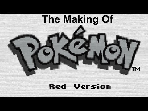 The Making of Minecraft Pokemon Red in Stop Motion.