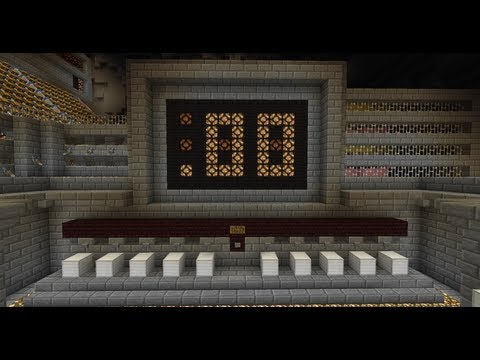 The Batcave Returns (CNB's World of Redstone)