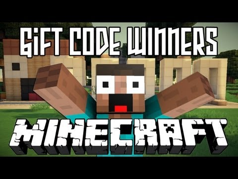 Keralis 20000 Subscribers Competition - Minecraft Gift Code Winners