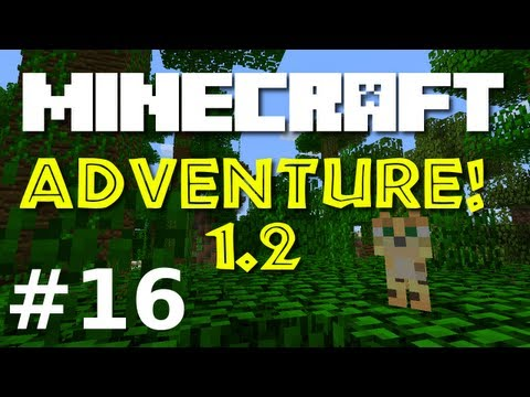 "Minecraft Adventure E16 ""Snowballs vs Blaze"" (Game-play/Commentary ..."