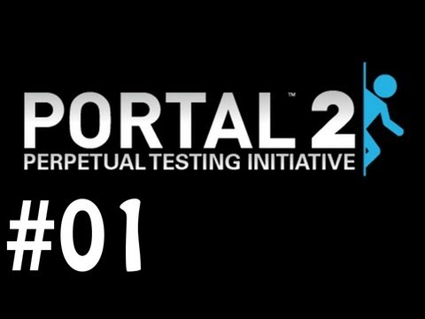 Portal 2: Perpetual Testing Initiative with JC 001