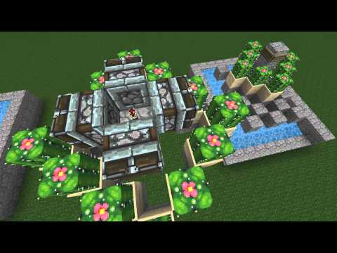 Minecraft Tutorial: Automatic Cactus Farms
