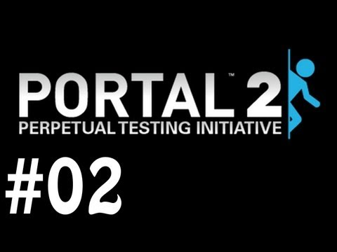 Portal 2 PTI with JC 002 - 12 Angry Tests Part 1