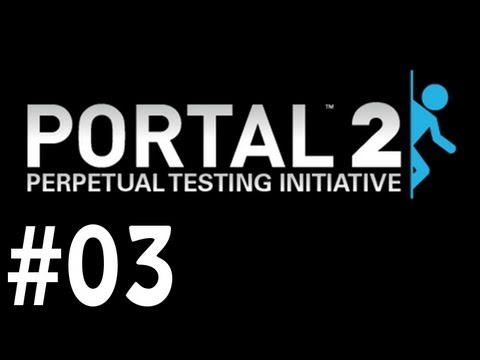 Portal 2 PTI with JC 003 - 12 Angry Tests Part 2