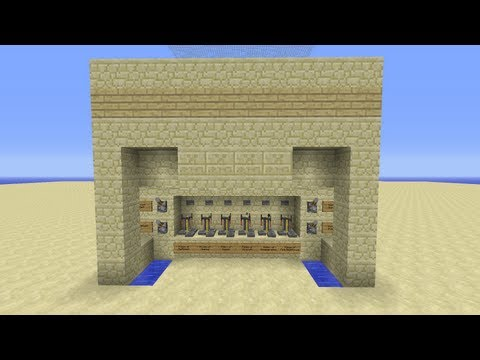 CNB's Pocket-Sized Potion Lab [Minecraft Redstone Tutorials] *not actually pocket-sized ;D