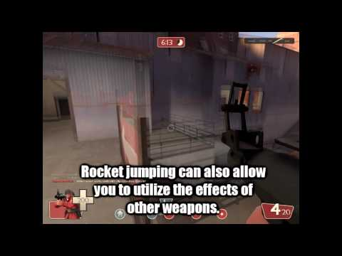 Team Fortress 2 Weapon Guide - The Rocket Launcher