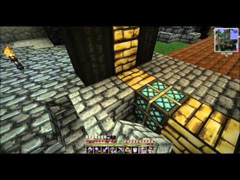 Eedze's adventures in Minecraft 49: There is way too much redstone