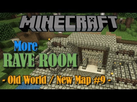 More Rave Room - Minecraft Old World / New Map #9