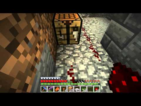 Red3yz' LP S2:E6 - Mob Trap #1 - Minecraft