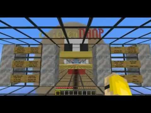 #Minecraft 1.2.5 Mini Game - Chicken Drop