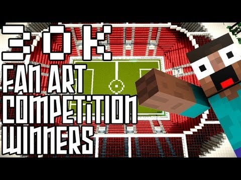 Minecraft T-Shirt Fan Art Competition Winners