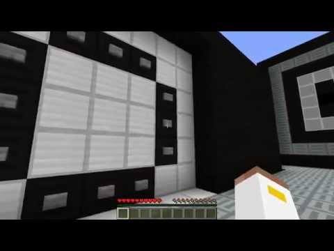 #Minecraft 1.2.5 Mini Game - Precision Squares
